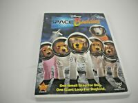 DISNEY SPACE BUDDIES DVD (GENTLY PREOWNED)