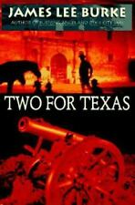 Two for Texas by James Lee Burke (1995, Trade Paperback, 1st/1st)