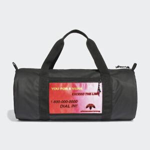 adidas Originals by Alexander Wang Duffle Bag Black RRP £65 Brand New FK2111