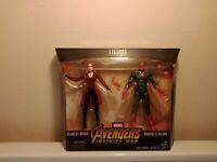 Marvel Legends Vision Scarlet Witch 2 Pack Marvel Legends Retro Spider-Man...