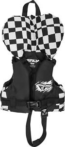 Fly Racing Infant Nylon Vest White 112424-702-000-20