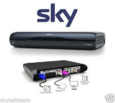 SKY HD BOX AMSTRAD DRX595 (NEW SMALL SLIMLINE BOX) UNIT PRICE CHEAP