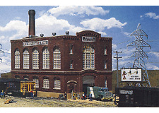 Walthers 933-3214  N Northern Light & Power Powerhouse Building Kit