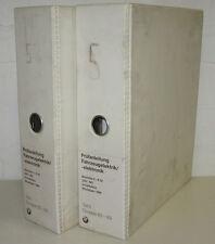 Werkstatthandbuch BMW 5er / E 34 525i/X 530i 540i M5 Elektrische Schaltpläne E34