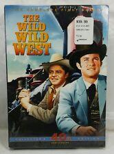 The WILD WILD WEST First Season  New Sealed DVD Set