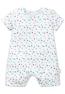 Schiesser Baby Body Spielerbody Summer Romper Size 68 74 80 86 92