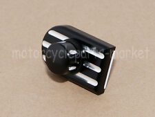Edge Cut Seat Bolt Tab Screw Mount Knob Cover Nut For Harley Touring Road King