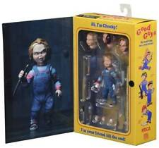 "NECA Chucky Doll 4"" Ultimate Child's Play Good Guys Action Figure New Toy Gift"