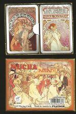 Vintage Piatnik Playing Cards Vienna Austria Double Deck jokers  cartes à jouer