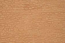 Kibri 34120 Mauerplatte unregelmäßig mit Abdecksteinen,L 20 x B 12 cm H0