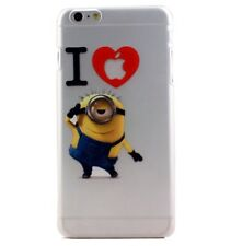 KAZEUP Coque iPhone 4 4S Stuart Les Minions M01 Case Apple iPhone 4