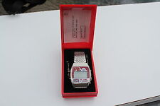 THE DUKES OF HAZZARD TM AND © WB 1981 NOS DIGITAL WRIST WATCH 7001