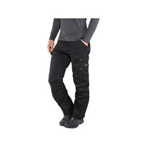 Fjallraven - Men's Barents Pro Trousers, Black-Black, 46