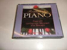 CD  Romantisches Piano Über 120 gefühlvolle Melodien zum träumen