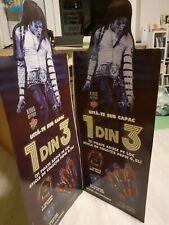 Michael Jackson Pepsi Promo Cardboard Display Corner From East Europe