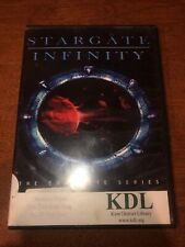 Stargate Infinity Complete Series Animation 26 Episodes 4-DVD Box Set Free Ship