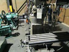 Bridgeport J Head Vertical Mill 114034
