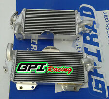 FOR KAWASAKI KX500 KX 500 1988-2004 1989 1990 1991 Aluminum radiator