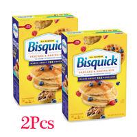 2Pcs Bisquick Original Pancake and Baking Mix (96 oz.)