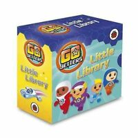 Go Jetters: Little Library by Go Jetters, NEW Book, FREE & Fast Delivery, (Board