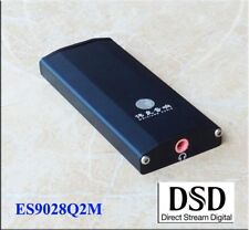 Dac Es9028Q2M Se4 Portable Amplifier Dsd HiFi Audio Usb Decoder for Pc and Phone