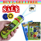 Toys for Kids Torch Projector Girls Boys Educational Xmas Gift 1 2 to 6 Year Old