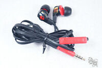 Skullcandy - Smokin' Buds 2 Wired Earbud Headphones - Black/Red/Orange Iridium