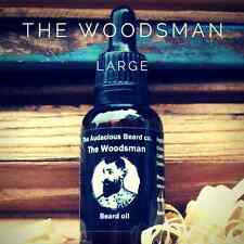 The Woodsman - Large beard oil - The Audacious Beard Co