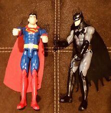 Superman and Batman 12 Inch Toy Charactors