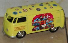 Vintage Lledo Campbell's Soup 100th Anniversary Yellow VW Bus Diecast Rare HTF