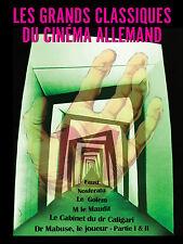 Les Grands Classiques du cinéma allemand : Coffret 7 DVD