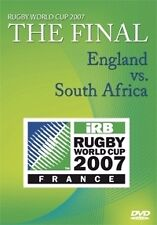 Rugby World Cup 2007 - The Final
