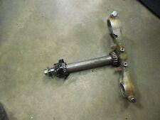 kawasaki vn700 vulcan under bottom fork holder clamp steering stem 1985 700