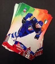 IIHF World Championship 2019 Team Italy (Full Set 24 cards)