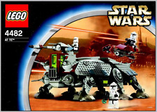 Instructions Only Lego At-Te 4482 Star Wars manual book from set