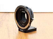 Mirex Tilt Shift adapter - Hasselblad V lenses Nikon F mount