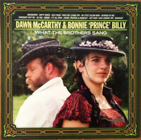 Dawn McCarthy & Bonnie 'Prince' Billy – What The Brothers Sang CD NEW Digipak