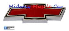 red bowtie grill emblem 67 68 Chevy C10 K10 Pickup Truck Suburban  GM resto