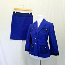 CAbi Cotton Blend S Regular Size Suits & Blazers for Women