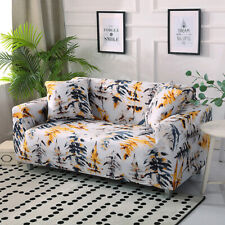 Leavf Stretch Slipcovers Couch Sofa Cover Lounge Protector Recliner 1/2/3 Seater