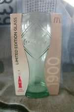 *NEW*  COCA COLA Limited Edition 125 Years Glass (MACDONALDS) . FREE UK P+P ....