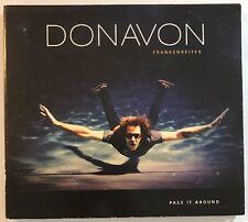 DONAVON FRANKENREITER ~ Pass It Around CD EUC