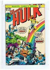 Incredible Hulk 1st Edition Very Good Grade Comic Books