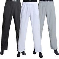 New Men's Muslim Arab Casual Long Trousers Pants Islamic Kaftan Robe Render Pant