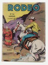 RODÉO N°116 AVRIL 1961