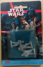 Star Wars West End Games - 40417 Rebel Commandos 2 (MIB, Sealed)