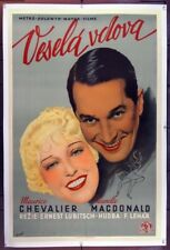 MERRY WIDOW, THE (1934) 13936