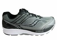 NEW SAUCONY MENS ECHELON 7 CUSHIONED COMFORT 2E WIDE WIDTH ATHLETIC SHOES