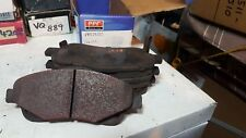 FOR TOYOTA AVENSIS COROLLA VERSO BRAKE PADS PPF21333