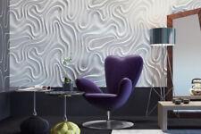 Stampo gomma rivestimento murale finta pietra wall panel 3d in gesso casa villa